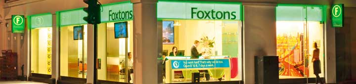 Southwark Estate Agents: Foxtons Estate Agent in Southwark